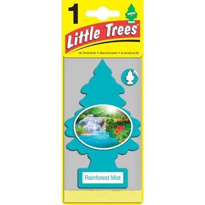 (I LOVE 樂多) 台灣公司貨 Little Trees 小樹香片 迷霧雨林