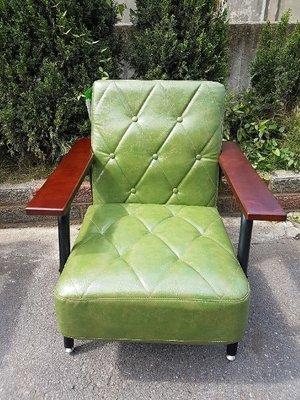 彰化二手貨中心(原線東路二手貨)--- 全新品NG品 日式菱格 單人沙發  沙發椅