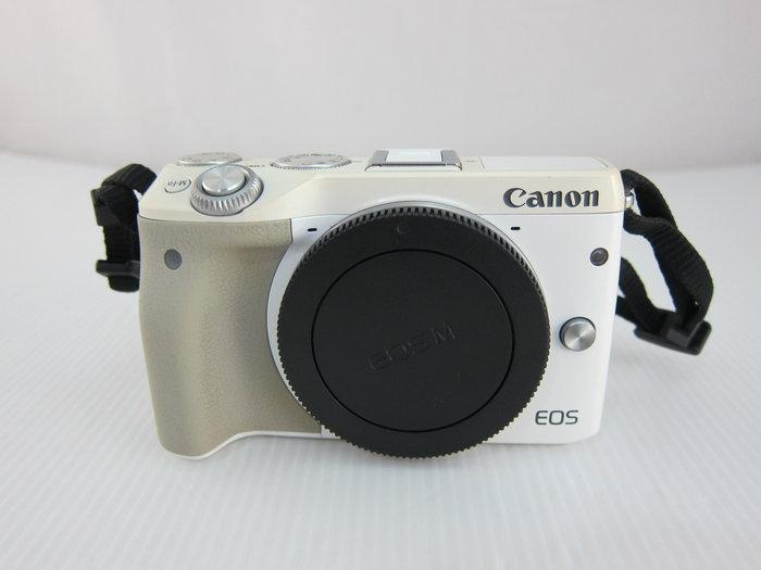 Canon EOS M3 單機身 微型單眼相機/日英文機*只要3500元*(A1030)