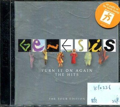 *真音樂* TURN IT ON AGAIN / THE HITS 歐版 二手 K10236(下標賣2)