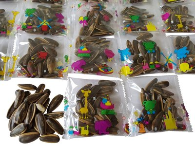 糖趣派對】超取699免運-台灣 盛香珍 焦糖香瓜子迷你包(超大顆 葵瓜子)--約23小包79元--堅果 零嘴 茶點 A4