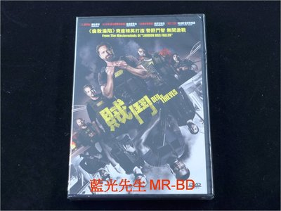 [DVD] - 極盜戰 ( 賊鬥 ) Den of Thieves