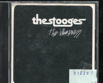 *真音樂* THE STOOGES / THE WEIRDNESS 二手 K18351