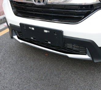預購 本田 HONDA CRV 5代 CR-V 五代 專用 前保桿下飾條+後保桿下飾條