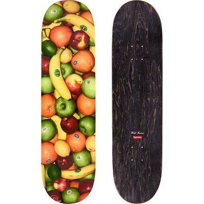 ☆AirRoom☆【現貨】2019SS Supreme Fruit Skateboard 滑板 水果