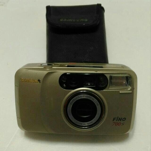 韓國三星 f i n o 700s 絕版收藏傳統膠片相機* 二手品代售*