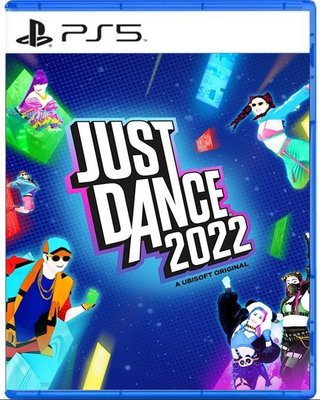 ◮林口歡樂谷◮ PS5 舞力全開2022 Just Dance 2022 (中文版)【預購】11/4發售