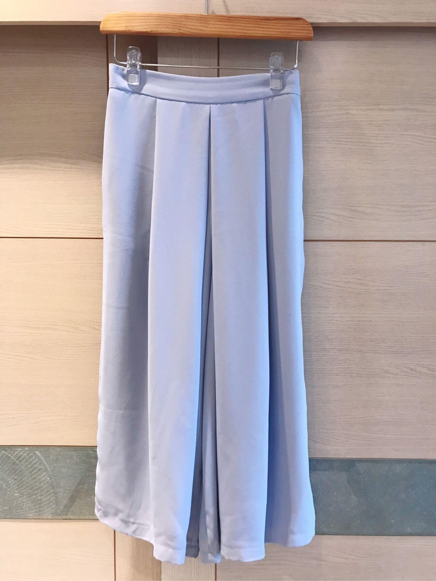 正韓 JS 寬褲/寬褲長裙(女)