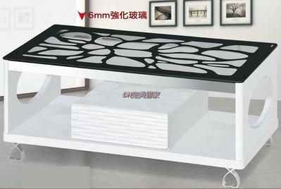 【DH】商品貨號Q81-3商品名稱《卡恩》100CM白色造型大茶几。細膩/雅緻/經典設計。主要地區免運費