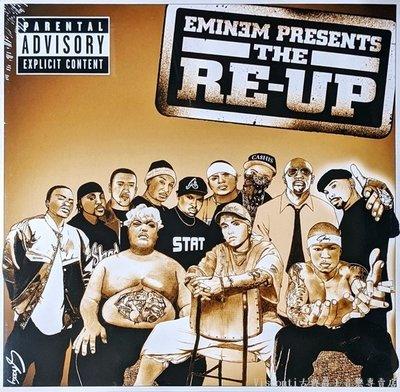 ©【Shady】Eminem Presents The Re-Up阿姆:人魔(二張黑膠唱片)