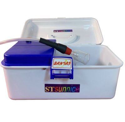 ~光禾館~stsunnice stair-2001 電動拔罐機 附14杯,贈送過濾器、說明書
