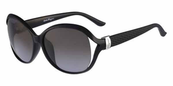 Salvatore Ferragamo經典太陽眼鏡100%真品