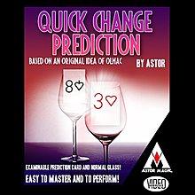【天天魔法】【1854】快速變化預言~Quick Change Prediction by Astor