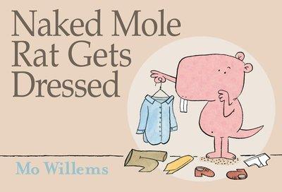 *小P書樂園* NAKED MOLE RAT GETS DRESSED /單CD