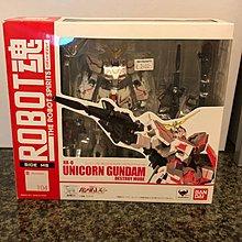 二手 Robot魂 Unicorn Destroy Mode