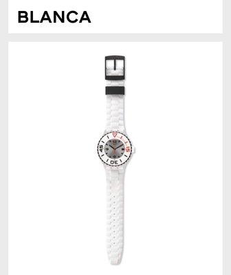 Swatch 設計品牌錶 限量錶 SUUK401