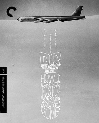 迷俱樂部|奇愛博士 [藍光BD] 美國CC標準收藏 Dr. Strangelove 史丹利·庫柏力克 Criterion