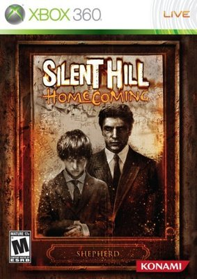 全新未拆 XBOX ONE 360 沉默之丘 歸鄉 -英文美版- Silent Hill Homecoming 寂靜嶺5