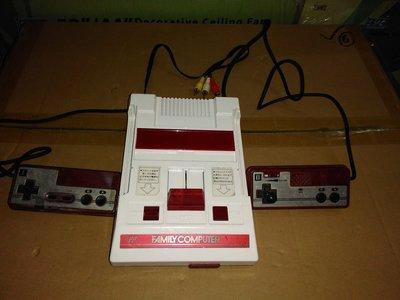 超白淨任天堂 日本造 已改AV輸出 送遊戲4盒