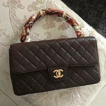 Chanel vintage 25 coco handle手提經典包