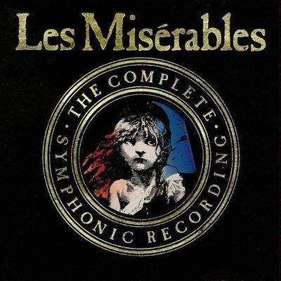 美版全新CD~音樂劇原聲帶 悲慘世界完整3碟版Les Miserables Complete Symphonic Recording