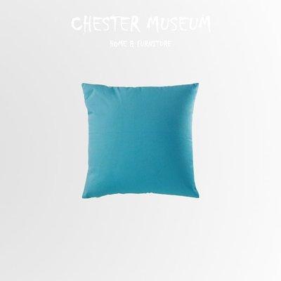 雲朵藍純棉素色抱枕 抱枕 靠墊 座墊 仿真 抱枕 仿真抱枕 椅墊 素面抱枕 素色抱枕 素色 抱枕 素面 抱枕