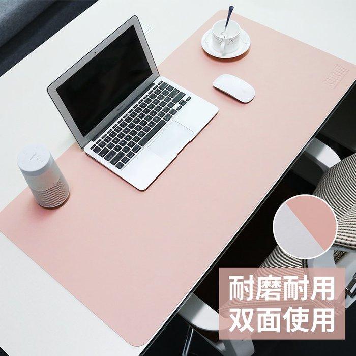衣萊時尚-熱賣款 鼠標墊滑鼠墊超大號筆記本電腦墊鍵盤辦公桌墊家用加長加厚可愛女生寫字臺墊男學生書桌面寫字墊子小定制