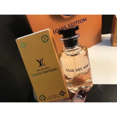 LV 風中玫瑰 路易威登 LOUIS VUITTON 磁力瓶蓋100ml香水