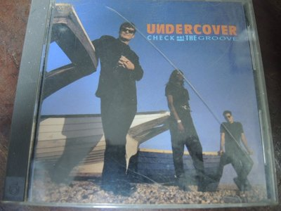MWM◎【二手CD】_Undercover- Check Out the Groove 秘密行動合唱團
