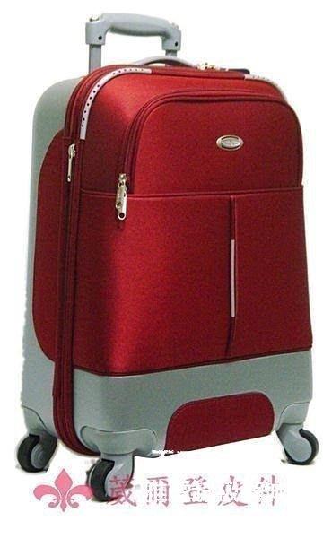 【格倫雅】^法國傑尼羅特四輪20吋登機箱360度旅行箱ABS+EVA行李箱款式20吋8