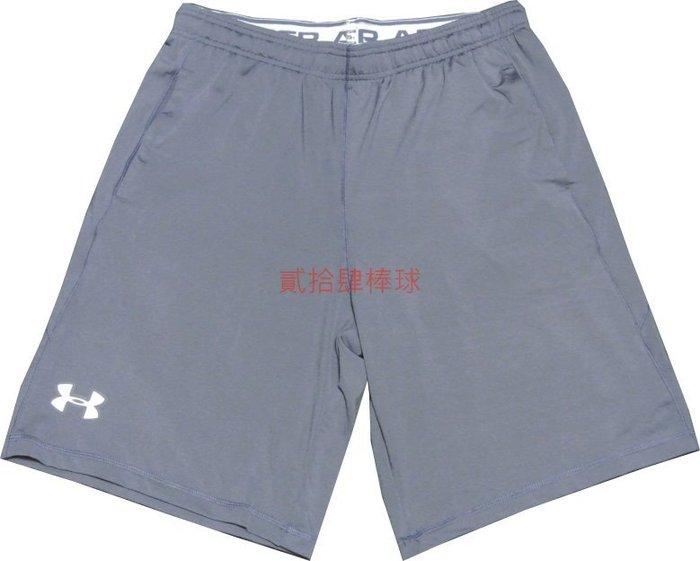 貳拾肆棒球---日本帶回 UA Under Armour 運動短褲/XL