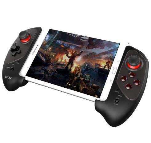 iPEGA紅蝙蝠手機無線藍牙遊戲手柄 PG-9083拉伸遊戲手遊手柄#9124