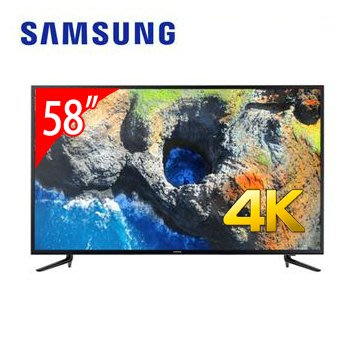 SAMSUNG 58型4K智慧連網電視 UA58NU7103WXZW 可議送贈品