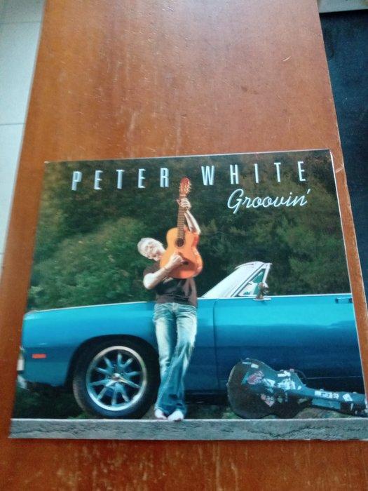 爵士Smooth吉他聖手-PETER WHITE 彼得懷特  GROOVIN'  專輯CD  只拆封