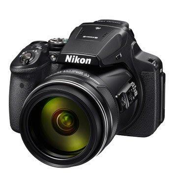 《晶準數位》現貨降仟特價!83X最高倍光學變焦Nikon COOLPIX P900(平輸中文) 保固1年 P900