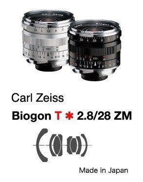 @佳鑫相機@(全新品)Zeiss蔡司 ZM Biogon T* 28mm F2.8(黑)Leica M用 公司貨 特價中