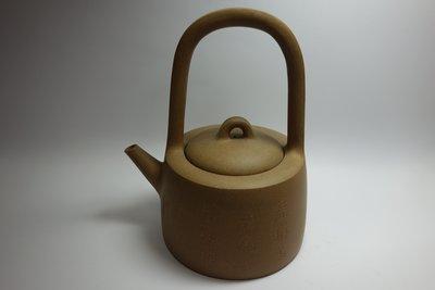 個人自售NO.26 --- 紫砂壺 --- 大型壺 --- 提樑壺 --- 下標前請看關於我