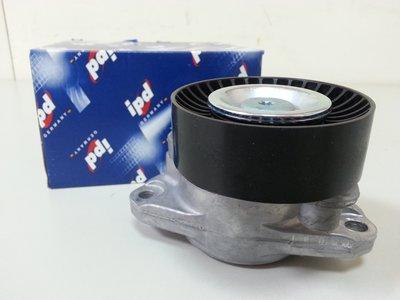 BENZ C209 W209 CLK63 AMG 皮帶調整惰輪 皮帶惰輪 座 皮帶盤 輪子 1562000470