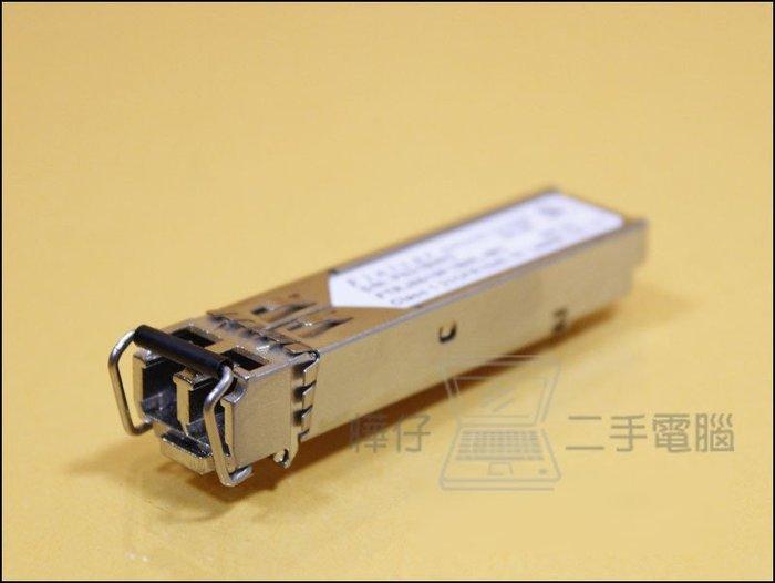 【樺仔二手電腦】Finisar Network 2Gbps SFP 850nm SW 光纖模組 FTRJ8519P1BN