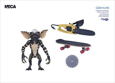 ArtLife @ NECA Gremlins Action Figure Stripe 小精靈 電鋸 魔怪