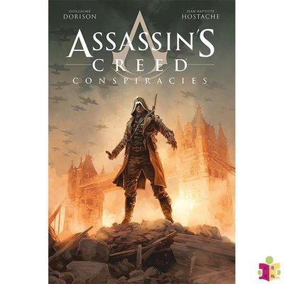 [文閲原版]刺客信條:密謀 英文原版 Assassin's Creed: Conspiracies Guillaume Dorison Titan Books