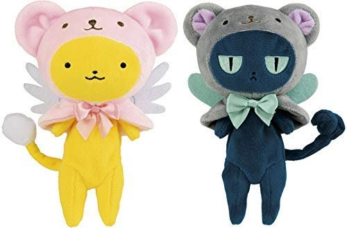 AQI BUY 一番賞 Twinkle Little Magic 庫洛魔法使 透明牌篇 可魯 斯比 造型娃娃 日本正版