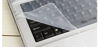 ~✽Lin Heya 璘の部屋✽~~ ~筆記型電腦10吋超薄鍵盤保護膜. 鍵盤膜.矽膠防水防塵保護膜.超薄防水膜