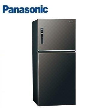 【全家家電】《享折扣》Panasonic NR-B659TV 650公升 雙門變頻冰箱