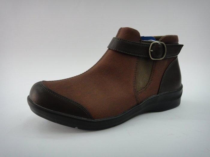 [WALKER休閒運動] 日本進口 MOON STAR 月星 超輕氣墊休閒鞋 中筒免帶