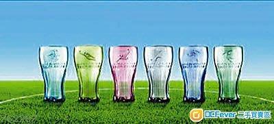 McDonald 2010 FIFA world cup Coca Cola 可口可樂 可樂杯