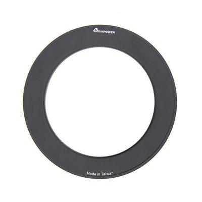 《WL數碼達人》SUNPOWER 快速轉接環(CHARMER 支架專用) 86mm