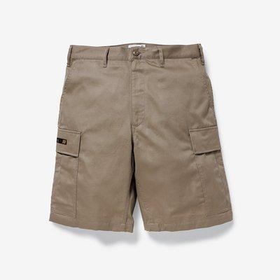 ♤ASENSERI♤ WTAPS JUNGLE 02 / SHORTS / COTTON. TWILL 經典大口袋短褲