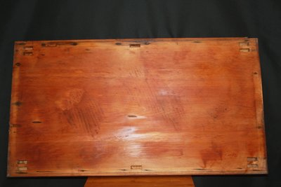 [舊檜木]_(厚板)_實木板料_98cmx53cmx3.2cm(取最大值)_(可做書桌面)