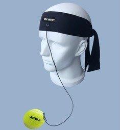 全新 ROMIX 拳擊訓練球 發洩球 彈力球 搏擊速度訓練 減壓 反應 頭戴式 格鬥訓練 頭巾